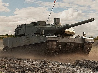 Will Pakistan Buy Turkey's New Advanced Main Battle Tank?