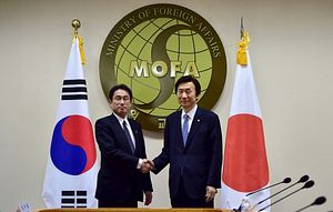 The Japan-South Korea Comfort Women Deal