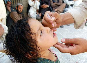 Attacks Hamper Pakistan's Efforts on Polio