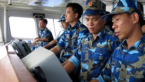 Vietnam's Master Plan for the South China Sea