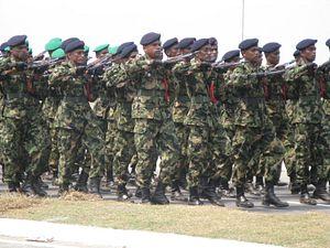 Militarization in Sri Lanka Continues