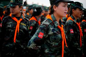 Women in Combat: Both Spoilers and Enablers of Peace