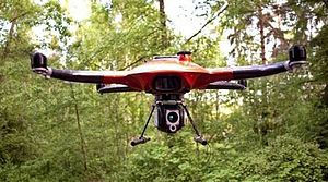 Russia Reveals New Flame-Throwing Anti-Tank Multicopter UAV