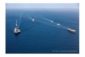 The Indian Navy Charts A New Course With Its 2016 International Fleet Review