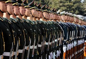 China Military Commission Digs Deep to Root Out Corruption