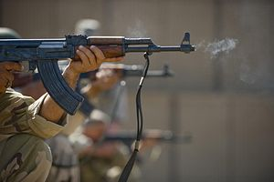 From Russia with Bullets: Moscow Gifts Kabul 10,000 AK-47s