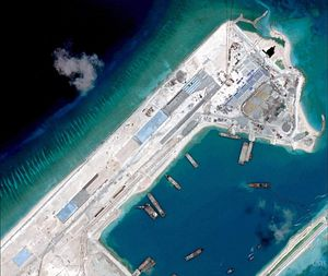 US 2019 Defense Bill Calls for Public Reporting on China's Militarization Activities in the South China Sea