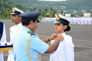 India's Military to Allow Women in Combat Roles