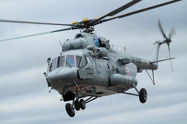 Indian airforce Mi-17V5