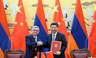 China in the Caucasus