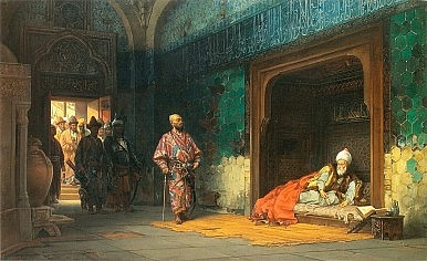 The Death of Timur
