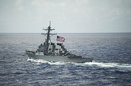 China Rejects Latest US FONOP in the South China Sea