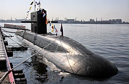 Russia's 'Mini Red October' Subs Will Lack Advanced Propulsion System