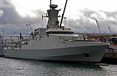 Thailand's Navy to Get a Boost With New Patrol Vessel