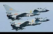 2 Chinese Fighters Entered South Korea's Air Defense Identification Zone