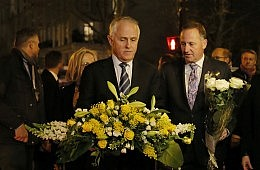 Oceania: The Key And Turnbull Show