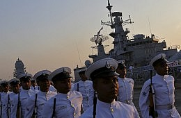 India's International Fleet Review: Building Bridges on Shifting Sands