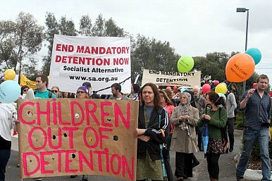 Australia's Shame: Child Abuse as a Border Defense Strategy?
