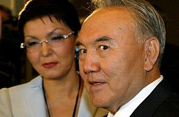 Central Asia's Presidents-for-Life