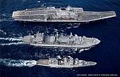 With Over 50 Navies Participating, India Concludes 2016 International Fleet Review