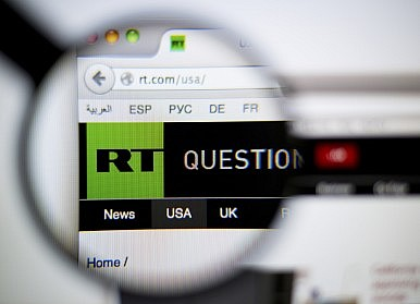 No Accreditation for RT in Tajikistan