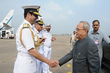India's Growing Naval Might