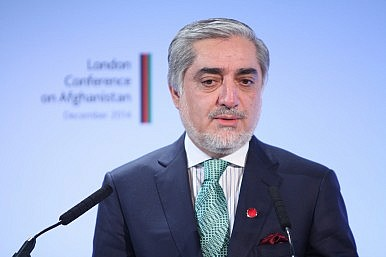 Afghanistan's Abdullah Abdullah Optimistic About the Peace Process