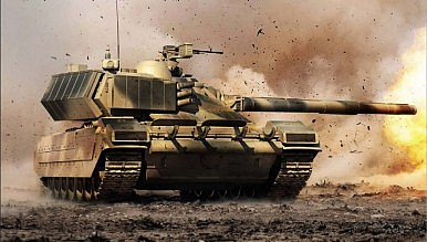 Russia to Receive 100 Next-Generation Battle Tanks by 2020