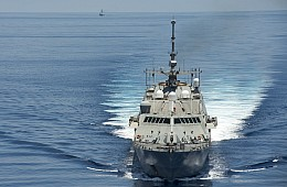 Can the Littoral Combat Ship Really Put an 'Enemy Fleet on the Bottom of the Ocean'?