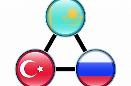 The Russia-Kazakhstan-Turkey Triangle
