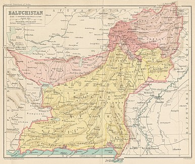 A Brief History of Balochistan