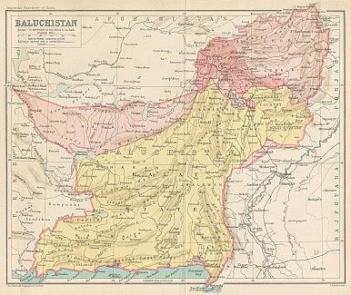 Pakistan's Balochs Fear Minority Status in Their Own Province