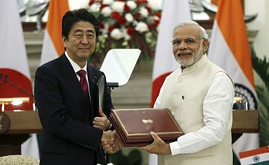 A Japan-Singapore-India Maritime Partnership