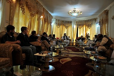 Abdul Hakim Mujahid Speaks on Afghanistan's Peace and Reconciliation Process