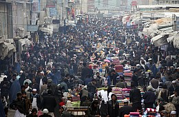 No Good News: Afghan Civilian Casualties Still Increasing