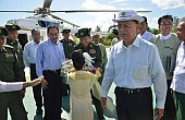 Will Myanmar's Military Chief Stay On?