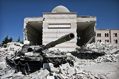 Is There Wisdom in China's Approach to Syria?