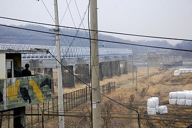 K-Popaganda on the Korean Border