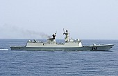 China's Navy Will 'Intercept' and 'Follow' Military Vessels and Aircraft