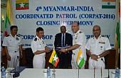 Why Is India's Navy Chief Visiting Myanmar?