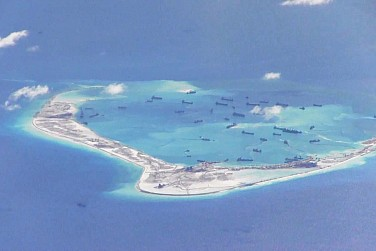 New Chinese Missile Installations in Spratlys?