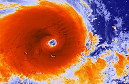 Cyclone Winston Wreaks Havoc on Fiji