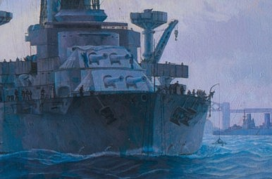 What Can Asia's Navies Learn From the Era of the Mighty Battleship?
