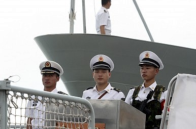 Chinese Anti-Piracy and the Global Maritime Commons