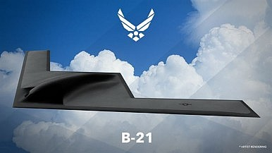 US Air Force's New B-21 Stealth Bomber to Make Maiden Flight in December 2021
