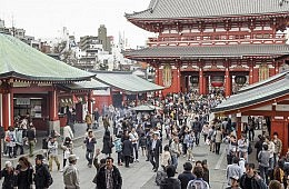 It's Official: Japan's Population Is Still Declining