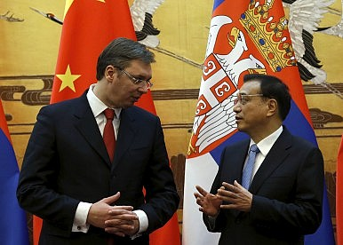 China's Growing Ties With Serbia