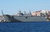 HMAS <em>Canberra</em> to the Rescue in Fiji