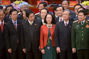 Vietnam's 12th Party Congress