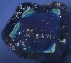 Report: Chinese Coast Guard Vessels Take Over Spratly Island Feature From Philippines